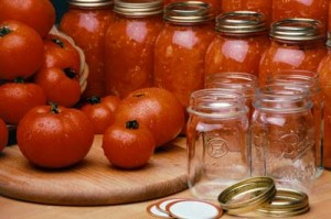 Raw and Canned Tomatoes